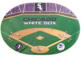 Chicago White Sox Set of 4 Placemats