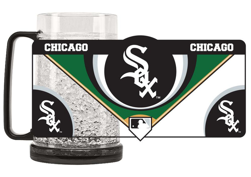 Chicago White Sox Mug Crystal Freezer Style
