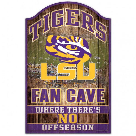 NCAA - LSU Tigers - Signs