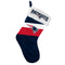 New England Patriots Stocking Holiday Basic - Special Order