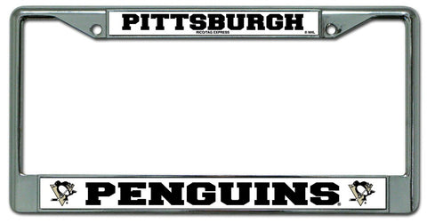 NHL - Pittsburgh Penguins - Automotive Accessories