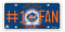 New York Mets License Plate #1 Fan