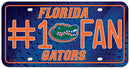 Florida Gators License Plate