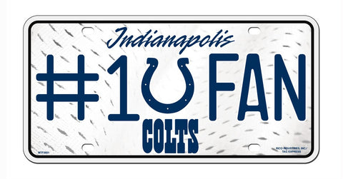 NFL - Indianapolis Colts - Automotive Accessories