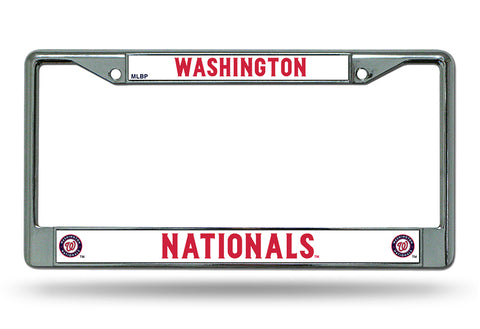 MLB - Washington Nationals - Automotive Accessories