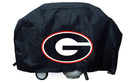Georgia Bulldogs Grill Cover Economy