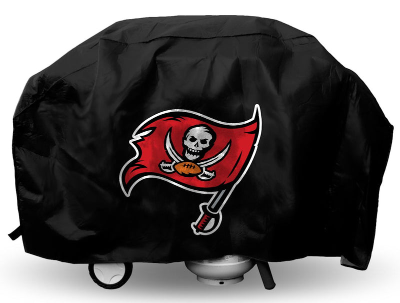 Tampa Bay Buccaneers Grill Cover Deluxe