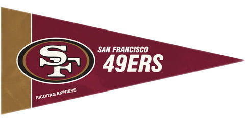 NFL - San Francisco 49ers - Flags