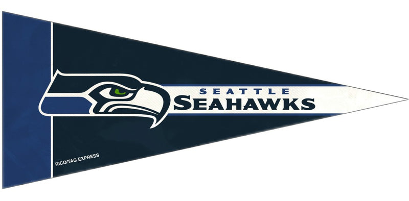 Seattle Seahawks Pennant Set Mini 8 Piece