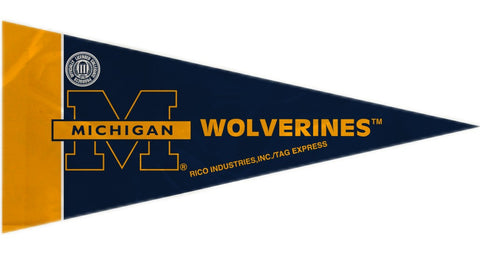 NCAA - Michigan Wolverines - Flags
