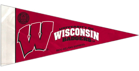 NCAA - Wisconsin Badgers - Flags