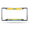 UCLA Bruins License Plate Frame Chrome EZ View - Special Order