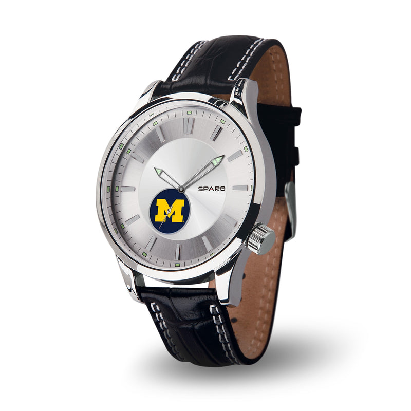 MIchigan Wolverines Watch Icon Style