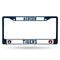 Auburn Tigers License Plate Frame Metal Navy