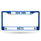 New York Mets License Plate Frame Metal Blue