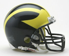NCAA - Michigan Wolverines - Helmets