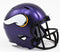 Minnesota Vikings Helmet Riddell Pocket Pro Speed Style