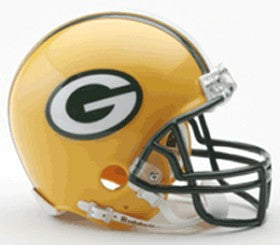 NFL - Green Bay Packers - Helmets