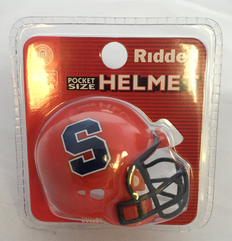 NCAA - Syracuse Orange - Helmets