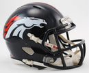Denver Broncos Speed Mini Helmet