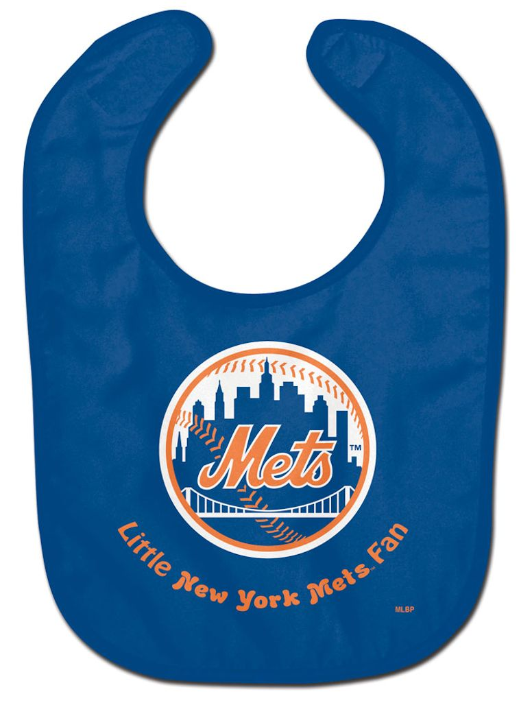 New York Mets Baby Bib - All Pro Little Fan