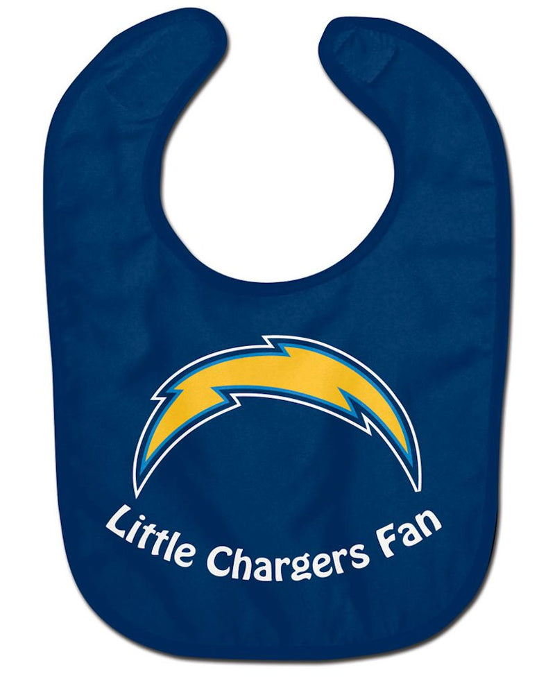 Los Angeles Chargers Baby Bib All Pro Style