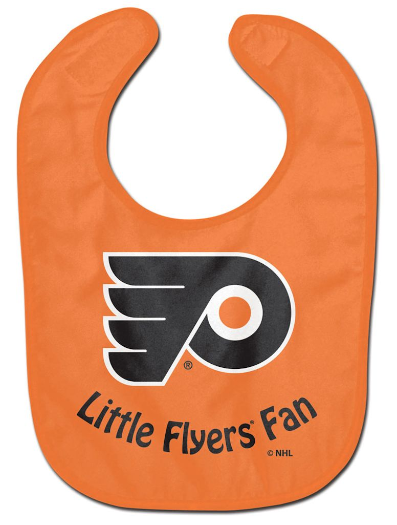 Philadelphia Flyers Baby Bib - All Pro Little Fan
