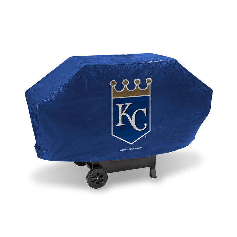 ROYALS DELUXE GRILL COVER (Blue)