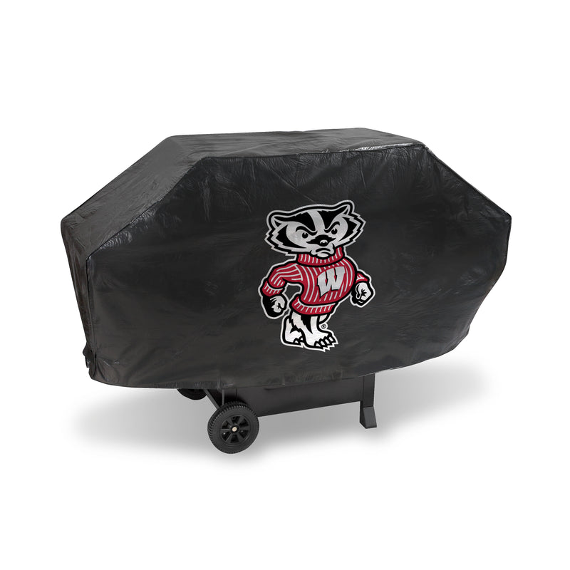 WISCONSIN DELUXE GRILL COVER (Black)