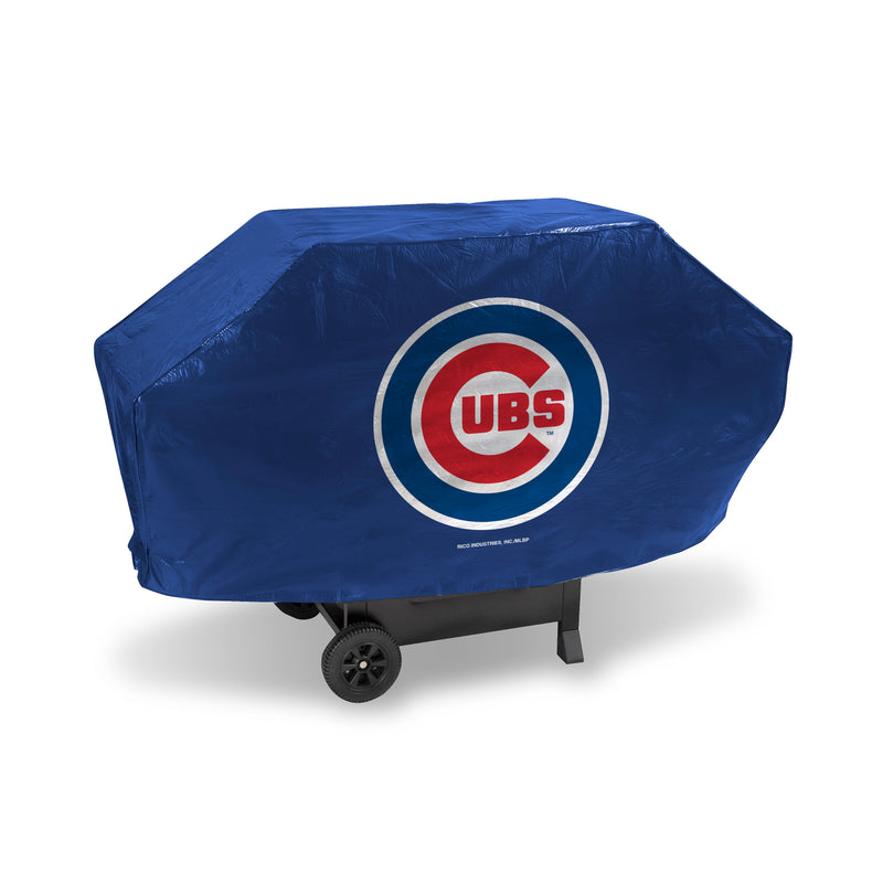 CUBS DELUXE GRILL COVER (Blue)