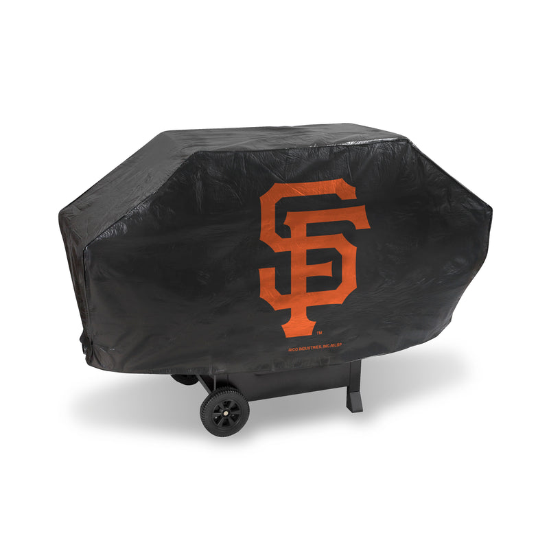 SF GIANTS DELUXE GRILL COVER (Black)