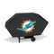 DOLPHINS EXECUTIVE GRILL COVER (Black)