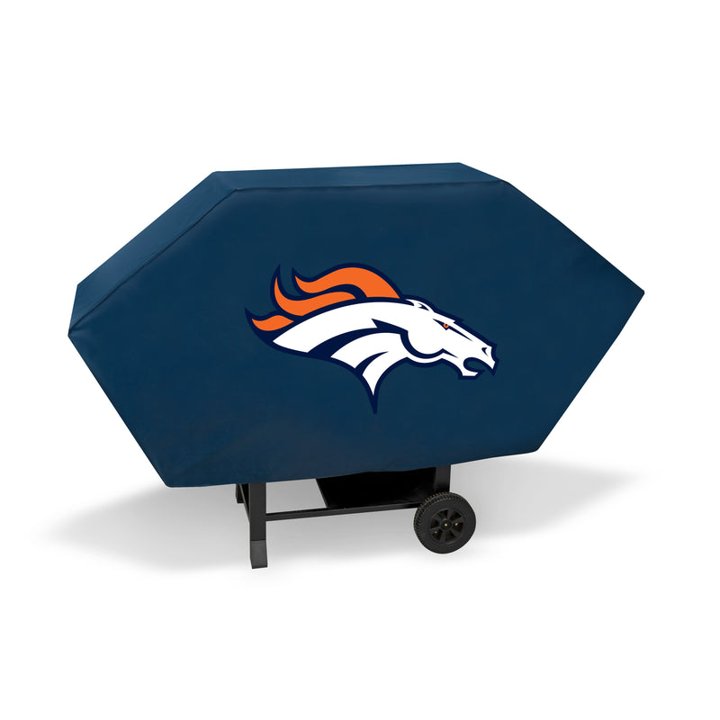 BRONCOS EXECUTIVE GRILL COVER (Navy)