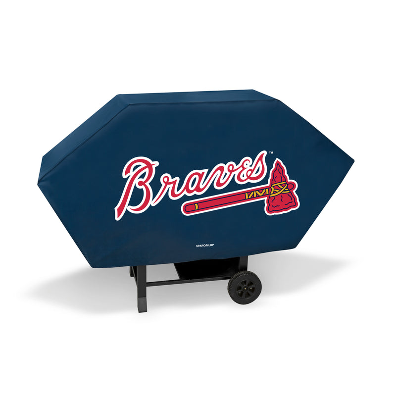 BRAVES EXECUTIVE GRILL COVER (Navy)