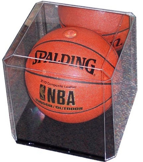 Protech Basketball Display Case with Mirrored Back