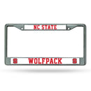 NORTH CAROLINA STATE CHROME FRAME