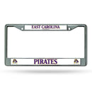 EAST CAROLINA CHROME FRAMES