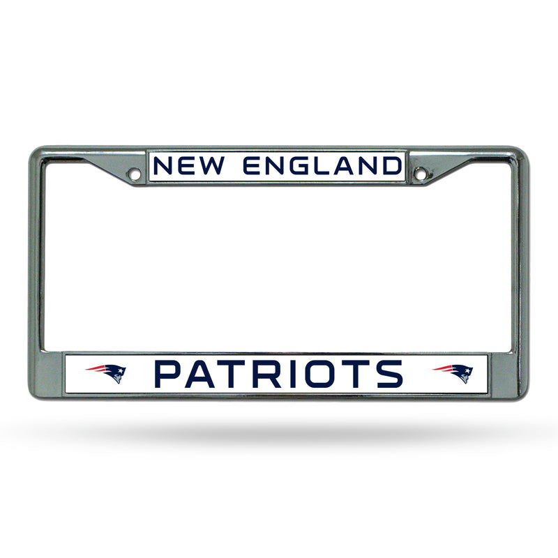 PATRIOTS CHROME FRAME