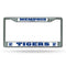 UNIVERSITY/MEMPHIS CHROME FRAME