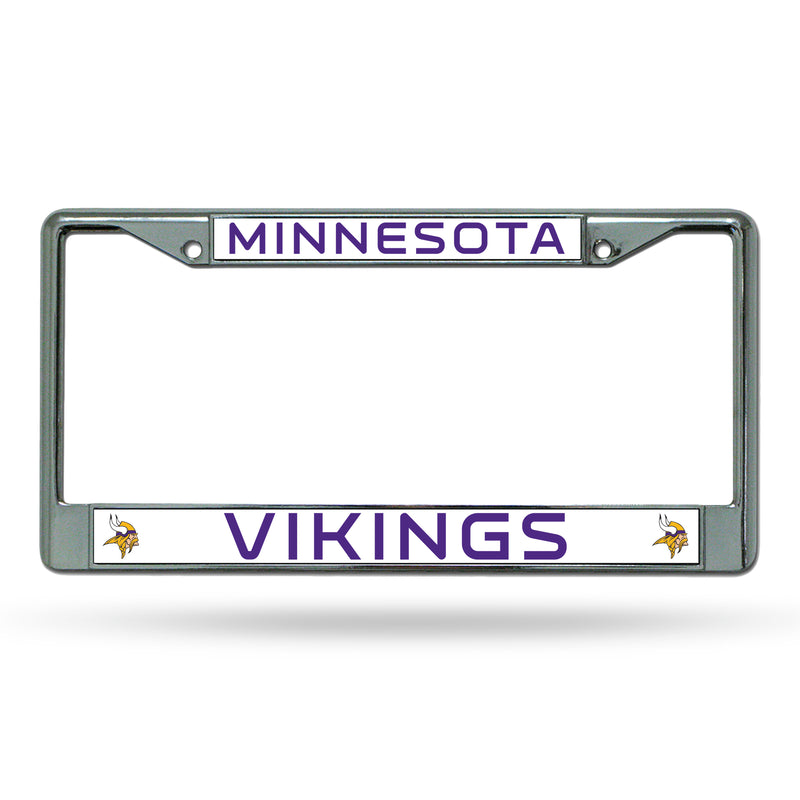 VIKINGS CHROME FRAME