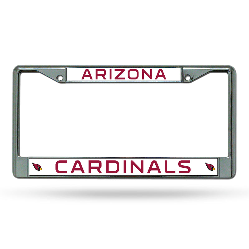 AZ CARDINALS CHROME FRAME