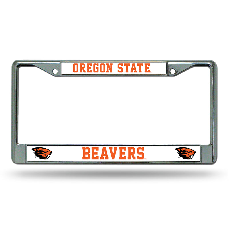 OREGON STATE CHROME FRAME