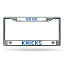 KNICKS CHROME FRAME