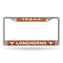 TEXAS BLING CHROME FRAME