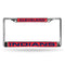 INDIANS RED LASER CHROME FRAME