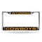 WYOMING BROWN LASER CHROME FRAME