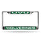 UTAH VALLEY LASER CHROME FRAME