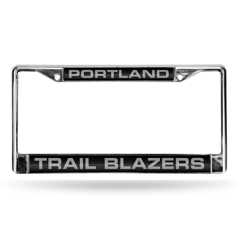 TRAIL BLAZERS LASER CHROME FRAME