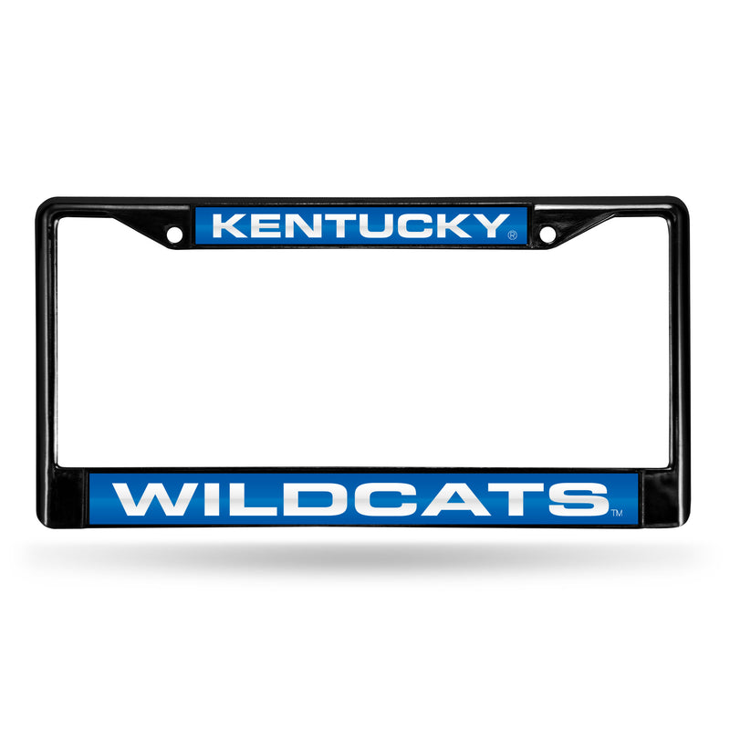 KENTUCKY BLACK LASER CHROME FRAME