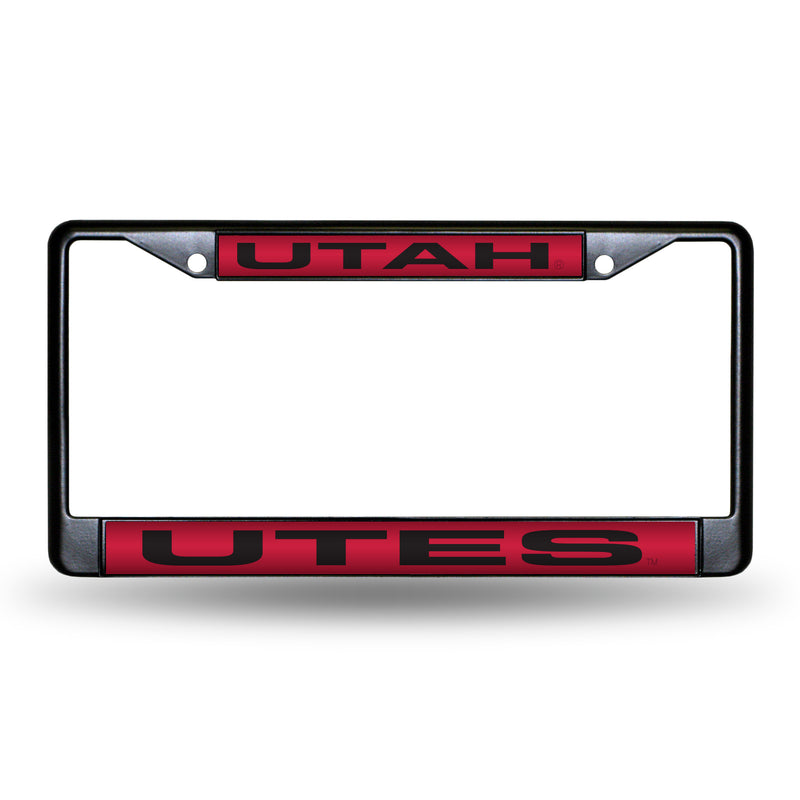 UTAH BLACK LASER CHROME FRAME